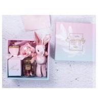 Asli Hampers Box Set Bridesmaid Groomsmen Box / Hadiah Wedding