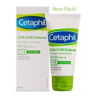 Cetaphil UVA/UVB Defense SPF 50 - 50 ML