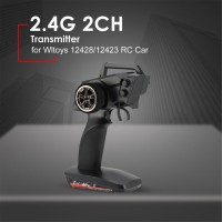 2.4G 2CH Remote Control Transmitter Radio Parts for Wltoys 12429 RC