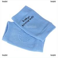 1 Pasang Deker Pelindung Lutut / Sikut untuk Bayi Merangkak