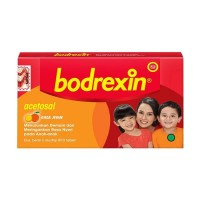 Bodrexin Isi 18 Tablet Demam Anak