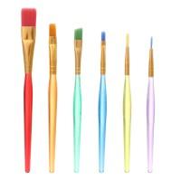 HI-6pcs DIY Tool Pen Cake Icing Decorating Painting Brush Fondant