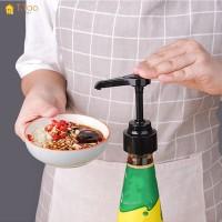 Sauce reusable bottle essential oil emulsion lotion pump press