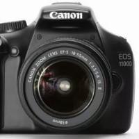 Kamera CANON EOS 1100 D KIT 18 55 last stok
