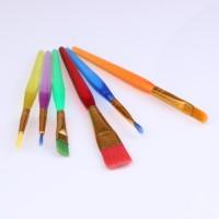 6pcs Cake Icing Decorating DIY Tool Pen Fondant Sugar Painting Brush
