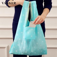 vanker Reusable Shopping For Carrying Groceries Portable Large