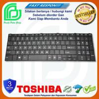 Dijual KEYBOARD TOSHIBA C55 C50-B C55-D BLACK NON FRAME Murah