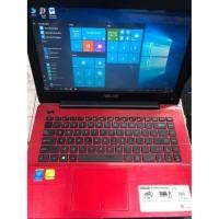 Dijual Laptop asus 455L ram 4gb Murah