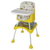 Baby Safe High Chair and Booster Seat Green Tempat Duduk Bayi