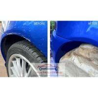 Waxco Nano Super Compound 500 Ml - Cairan Wax Pembersih Body Mobil