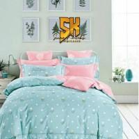 Sprei katun jepang original full set bed cover