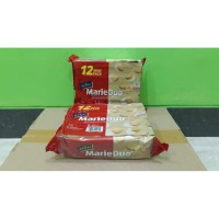Biskuit Regal Marie Duo Sachet Krim Kacang (12 x 20gr)