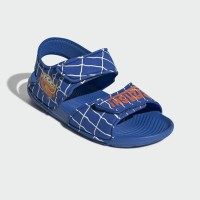 sendal anak adidas altaswim blue splash original no box dari storenya