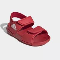 sendal anak adidas altaswim red original no box dari storenya