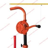 Pompa Oli Drum ORIENTAL / Rotary Hand Oil Pump ORIENTAL