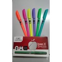 Pulpen Gel Ink Pen Ipen X 0.5
