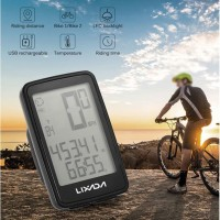 Speedometer Sepeda Lipat MTB Road Wireless Lixada Noris Troy Brompton