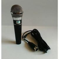 MICROPHONE KABEL GSF-9301 - MIC KARAOKE - MIC SOUND - MIC OUDIO - MICR