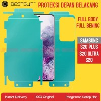 Anti Gores Samsung S20 Ultra / S20 Plus / S20 Full Body Protector