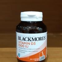 Blackmores Vitamin Vit D3 1000 IU 200 caps
