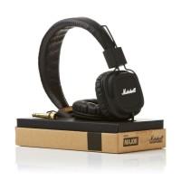 Headphone Marshall Major Premium Headphone Quality + Bonus Pouch - Cok
