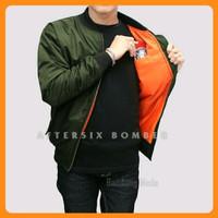 Jaket Bomber Jumbo XXXL Waterproof Kualitas Import / Jaket Big Size