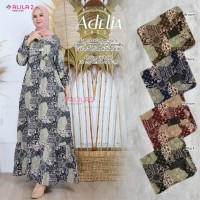 REALPICT Gamis Prada Premium Busui Fit XL ADELIA DRESS Alila Original