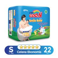 GooN Smile Baby Pants S 22 Popok Celana Bayi Goo.N Yogyakarta