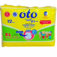 OTO DIAPERS PANTS ADULT XL12S