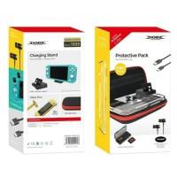 Dobe Protective Kit for Nintendo Switch Lite