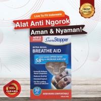 Alat Anti Ngorok Anti Dengkur Snore Stopper INTRA-NASAL BREATHE AID