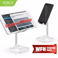 Robot RT-US04 Table Phone Holder Stand Aluminium Alloy Universal Lifta