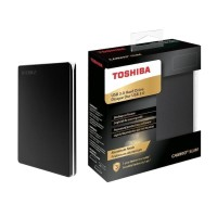 Harddisk External Toshiba Canvio Slim III 1TB - HD Ext Canvio Slim 1TB