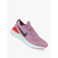 Nike WMNS Epic React Flyknit Women's Running Shoes - Pink