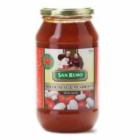 San Remo Bolognese & Mushroom Pasta Sauce 500gr