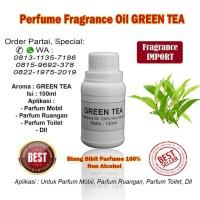 Bibit Biang Parfum Aroma GREEN TEA 100ml / Parfum GREENTEA