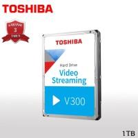 Toshiba V300 Video Streaming Hardisk / HDD Internal 1TB SATA 5700RPM