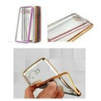 Unik Softcase / Shinning Chrome Asus Zenfone 2 Laser 5 inch Murah