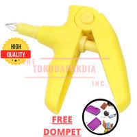 Ligature Gun / Alat Pasang Karet Behel/ Shooter /Sonde/ Karet behel