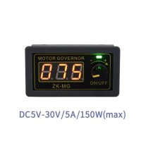 Motor Speed Controller DC PWM Digital Display 5A DC 5-30V 150W