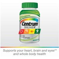 Centrum Silver Multivitamin Adults 50+, 150 Tablets