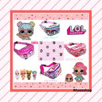 Kids Bumbag Unisex Boy Girl Game LOL Surprise Bag Stylish Cool Sling B