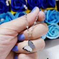 titanium kalung wanita e605