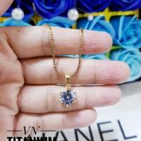 titanium kalung wanita e601