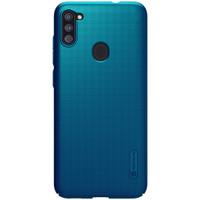 Hard Case SAMSUNG Galaxy A11 Hardcase Original Casing Series - Biru
