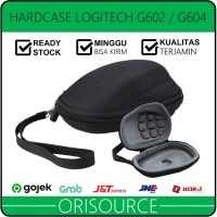 Hardcase Casing Case Tas Untuk Gaming Mouse Logitech G602 G604