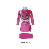 Baju renang anak perempuan muslimah SD 6-12 th,