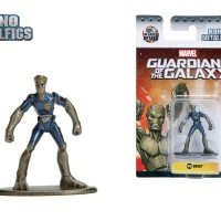 Jada Nano Metalfigs Marvel Guardians Of Galaxy Suited Groot MV50