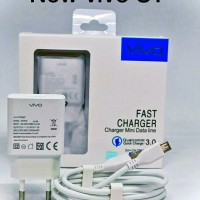 Charger Vivo Original 100% - Carger Ori Opo Fast Charging 3.0 3 Ampere