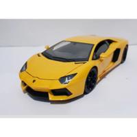 Diecast Welly Nex Skala 24 Lamborghini Aventador LP 700-4
